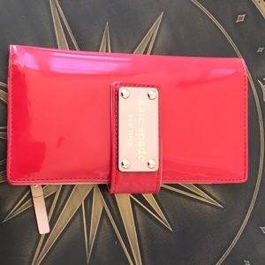 Kate Spade wallet. Newspaper edition Perfect cond.